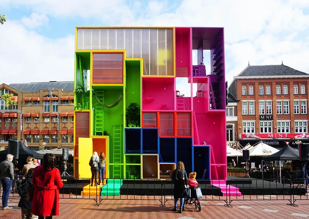オランダの建築